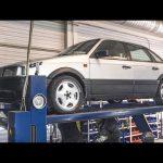 VW Passat VR6. Оказалось что машина при смерти.